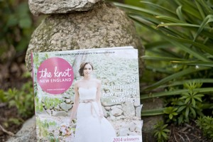 The Knot New England Magazine - Sarah Murray Photography