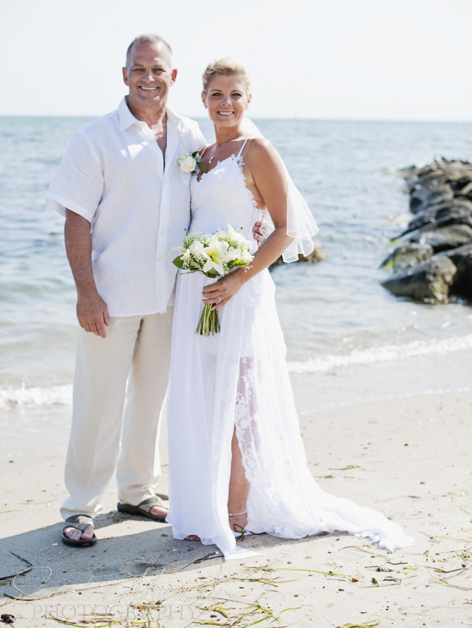 South Chatham Cape Cod Beach Wedding