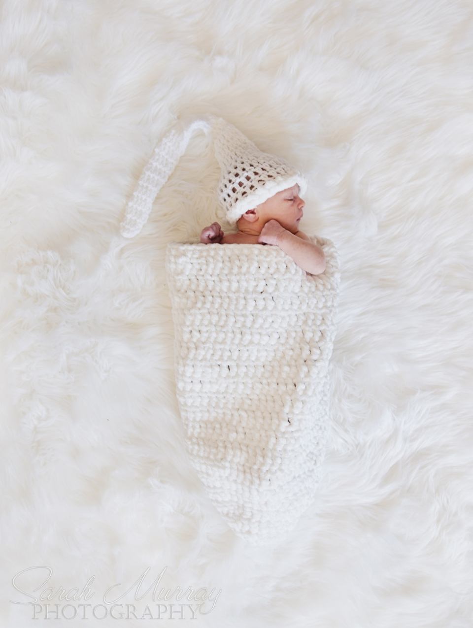 Baby Arriah Mae Newborn Session Cape Cod, Massachusetts - Sarah Murray Photography