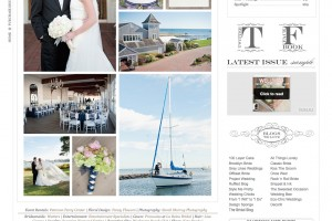 WellWed Magazine - Sarah Murray Photography Blog Feature