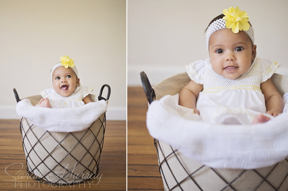 Luna Lifestyle Baby Session - Cape Cod, Massachusetts - Sarah Murray Photography