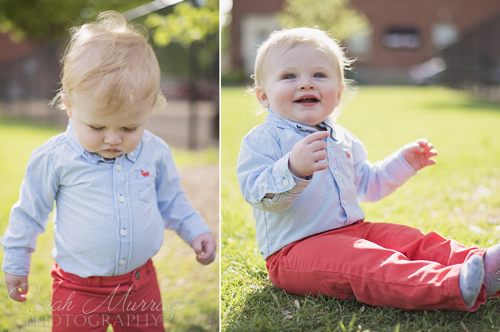 Baby Lifestyle Session in Needham, Massachusetts - Sarah Murray Photography