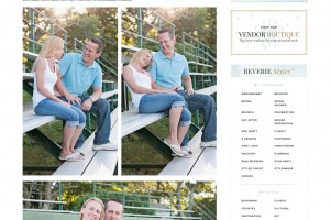 Reverie Gallery Chatham Cape Cod Engagement Session Blog Feature - Sarah Murray Photography