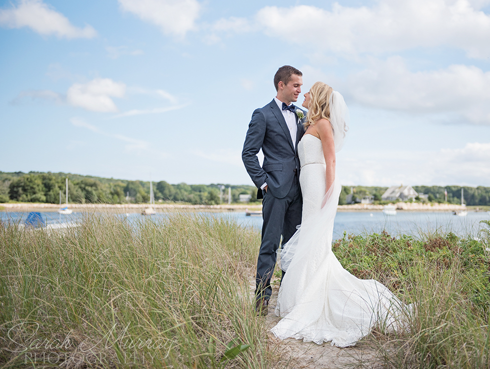 Cape Cod Wedding Photography: Private Home, West Falmouth, Massachusetts