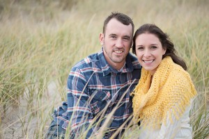 Seagull Beach Cape Cod Engagement Session in Yarmouth, Massachusetts - Sarah Murray Photography