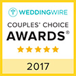 2017 Wedding Wire Couples Choice Awards - Sarah Murray Photography