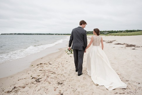 The Beach Club Wedding on Cape Cod in Centerville, Massachusetts - Sarah Murray Photography