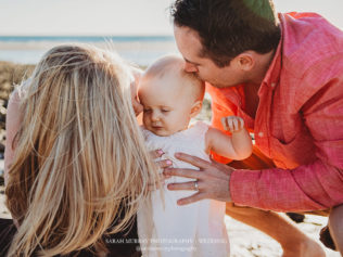 Woodneck Beach Family Photo Shoot on Cape Cod in Falmouth, Massachusetts - Sarah Murray Photography