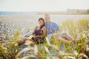 Cape Cod Craigville Beach Engagement Photos in Centerville, Massachusetts - Sarah Murray Photography