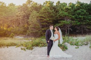 Popponessett Inn Beach Wedding on Cape Cod in Mashpee, Massachusetts - Sarah Murray Photography