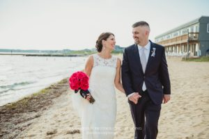 Falmouth Yacht Club Wedding on Cape Cod in Falmouth, Massachusetts - Sarah Murray Photography