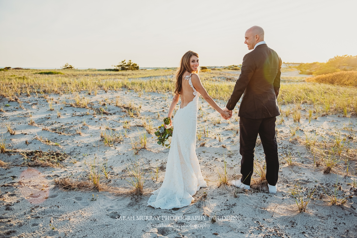 Wychmere Beach Club Wedding on Cape Cod in Harwichport, Massachusetts - Sarah Murray Photography