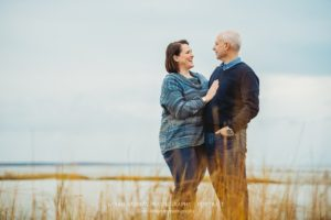 Skaket Beach Engagement Photo Session on Cape Cod in Orleans, Massahusetts - Sarah Murray Photography