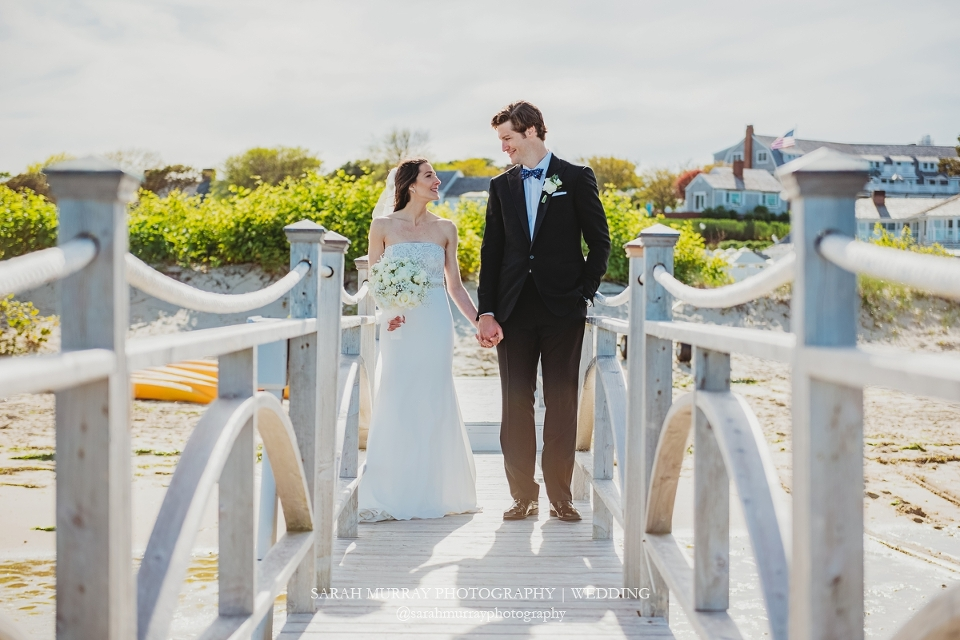 Chatham Bars Inn Beach Wedding on Cape Cod in Chatham, Massachusetts - Sarah Murray Photography