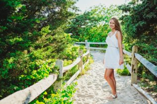 Cape Cod Senior Photo Session on Long Beach, Cape Cod, Centerville, Massachusetts - Sarah Murray Photography