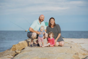 Dowses Beach Family Photo Session on Cape Cod in Osterville Massachusetts Sarah Murray Photography