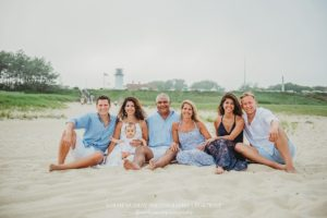 Chatham Lighthouse Beach Family Photo Session Cape Cod Sarah Murray Photography