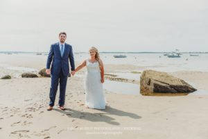 Private Home Beach Wedding Cape Cod Barnstable Massachusetts Sarah Murray Photography