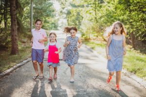 Private Family Home Photo Session in Wellfleet, Massachusetts - Sarah Murray Photography