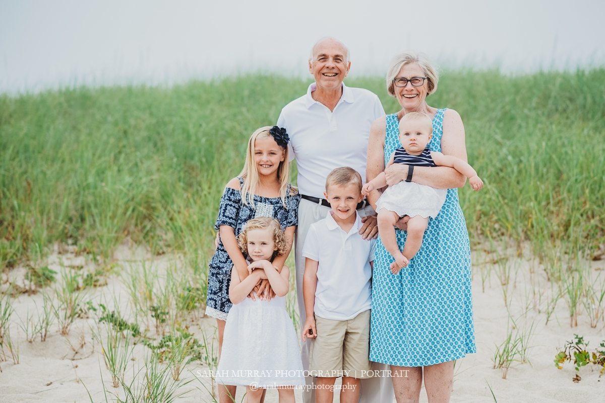 Chatham Lighthouse Beach Family Photo Session on Cape Cod in Chatham, Massachusetts - Sarah Murray Photography