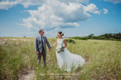 Wychmere Beach Club Wedding on Cape Cod in Harwichport Massachusetts Sarah Murray Photography