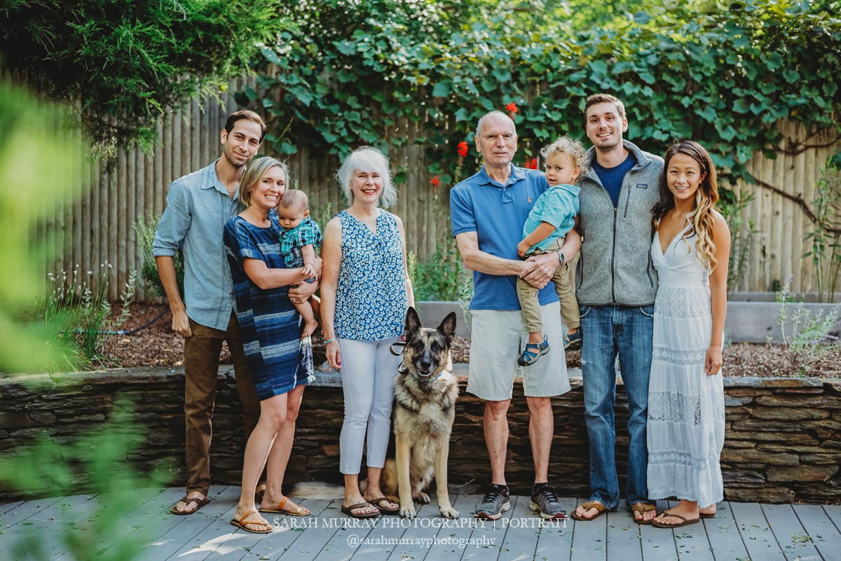Private Home Cape Cod Family Photo Session on Cape Cod in Eastham Massachusetts Sarah Murray Photography