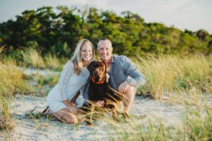 Long Beach Engagement Photo Session on Cape Cod in Centerville Massachusetts Sarah Murray Photography