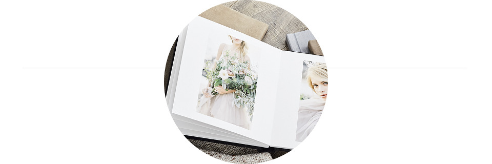 Sarah Murray Photography Cape Cod Wedding Albums