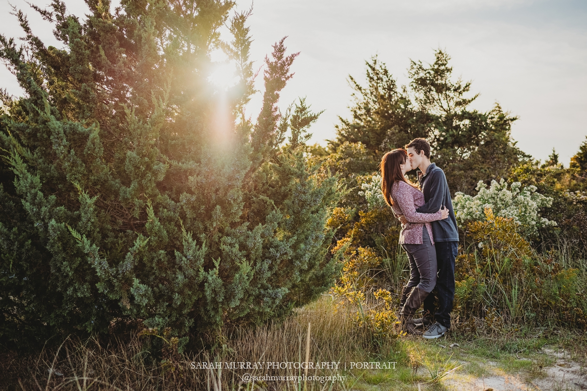 Rock Harbor Beach Engagement Photo Session on Cape Cod in Orleans Massachusetts Sarah Murray Photography