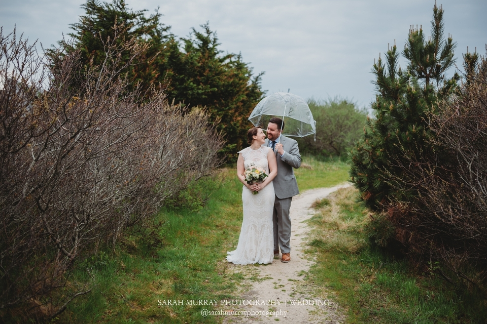 Pilgrim Beach Village Beach Wedding on Cape Cod in Truro Massachusetts Sarah Murray Photography