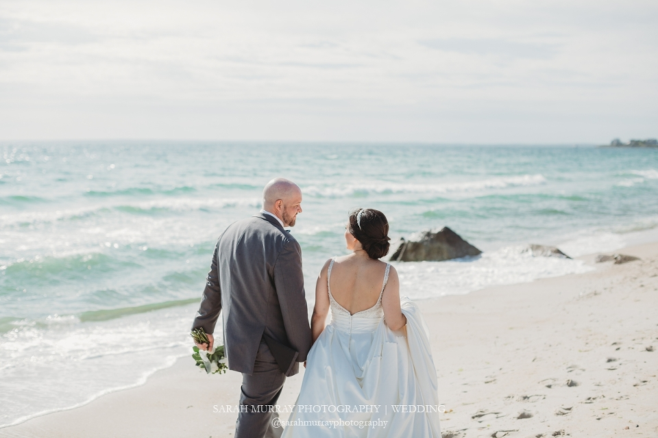 Sea Crest Beach Hotel Wedding on Cape Cod in Falmouth Massachusetts Sarah Murray Photography