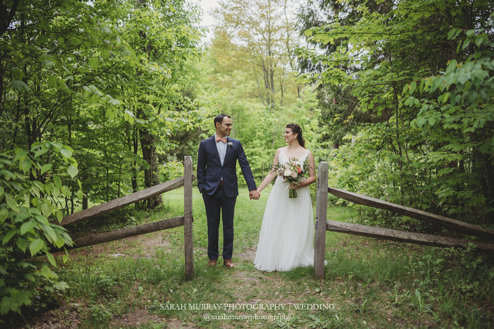 Wedding - Mad River Barn, Waitsfield, Vermont - Alexa & Jordan
